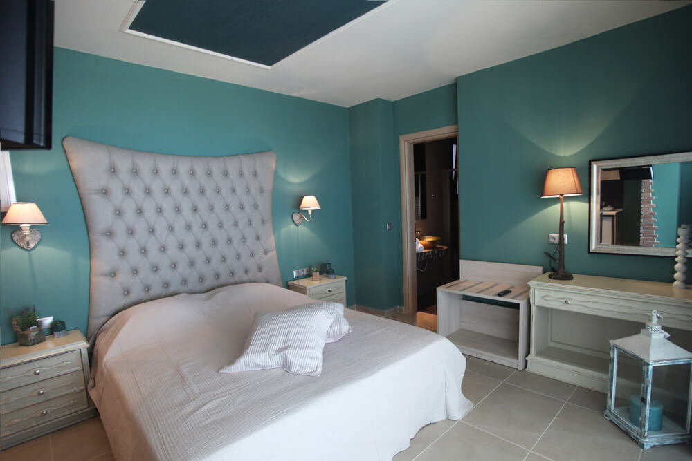 Flegra beach boutique apartments double room 006 flegra for Beach boutique hotel